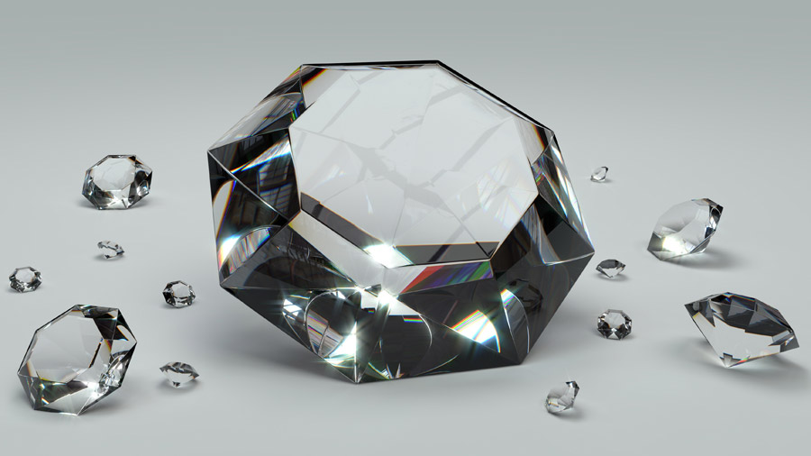 ダイヤモンドを1円でも高く売りたい方必見!ツボをおさえて高価買取!!