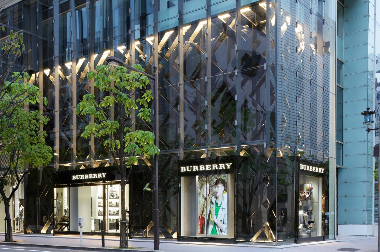 BURBERRY店舗画像
