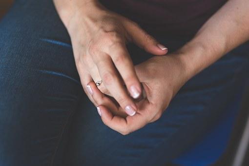 指輪の画像