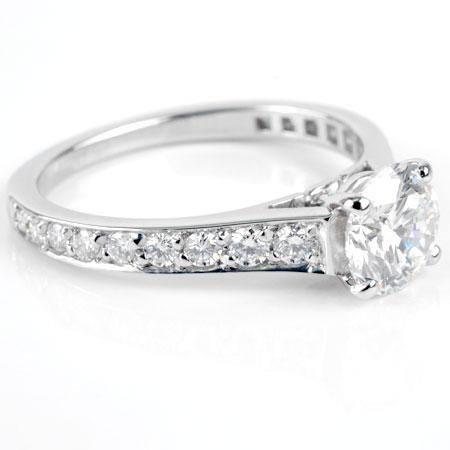 婚約指輪は売れる?カルティエ「ソリテール1895」の買取事情のサムネイル画像