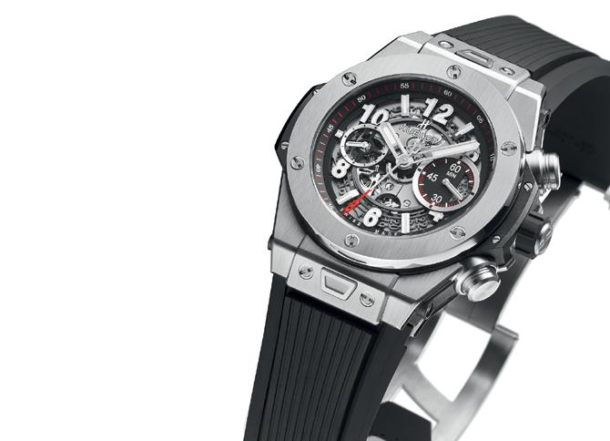 HUBLOT(ウブロ)の時計はなぜ高い?のサムネイル画像