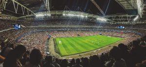 サッカーの画像