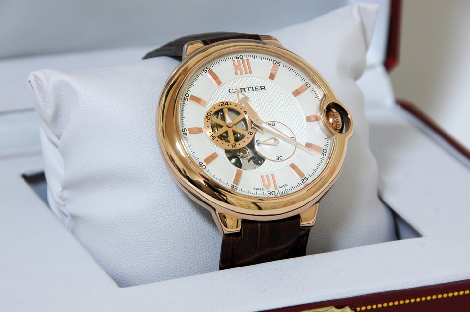 Cartier(カルティエ)と言えばサントスガルベ!高価買取の秘訣とは?