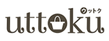 ウットクのロゴ画像