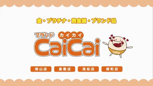 CaiCai(カイカイ)のロゴ画像