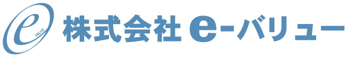 株式会社e-バリューのロゴ画像