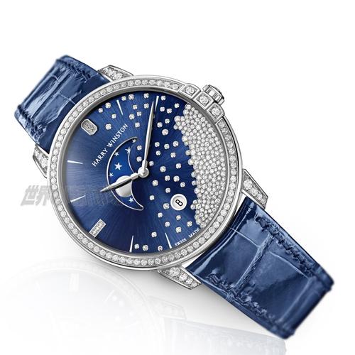 ハリーウィンストンの時計を高く売るには!?高価買取の必勝方法のサムネイル画像
